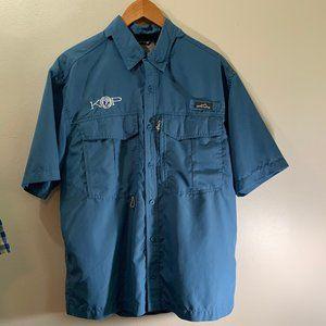 Men Fishing Shirt - Size L